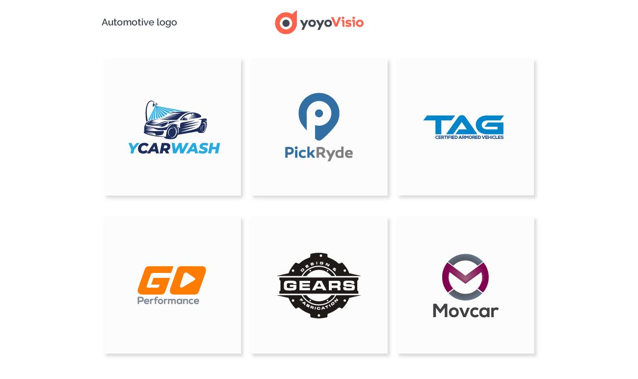 yoyovisio logo design